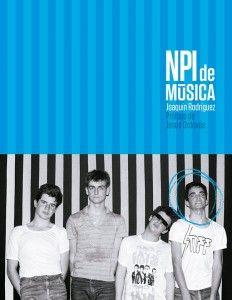 NPI de música - Joaquín Rodríguez. 2015