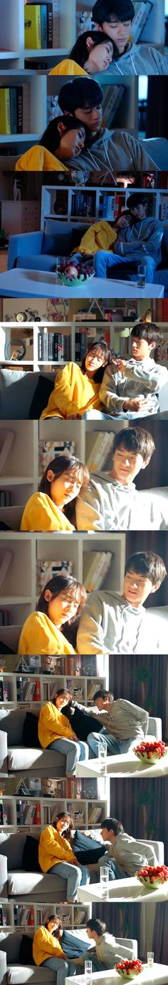 Korean Drama Romance, Korean Drama Funny, Cute Relationship Goals, Cute Relationships, Yoga For Flat Belly, Chines Drama, Web Drama, Two Of A Kind, Love You Babe