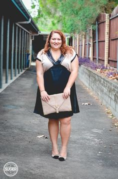 Ladies Night Dress | 17 Sundays RESORT | plus size fashion blogger australia