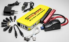 Swaytronic All in One Jump Starter 18'000 mAh