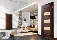Laminované dveře SYDNEY ONDA    Dřevěný masivní rám opatřený povrchy Lamistone a Silkstone, pro dlouhou životnost a snadnou údržbu. Panely se strukturovaným povrchem. Loft, Home Art, Divider, The Originals, Furniture, Home Decor, Decoration, Google, Waves