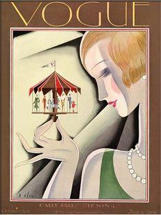 """""""Vogue"""" americana de outubro de 1926"""