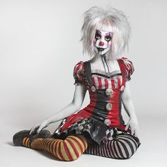 Photo by: @softfocusprod /@justanotherartmajor Clown is me ☺