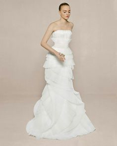Vera Wang -'Fairy Dust' gown