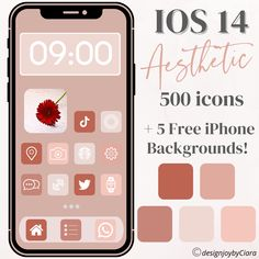 500 iOS 14 App Icons Pack | iOS 14 App Covers | iPhone Aesthetic Themes | Icons For iPhone | iOS App Bundle | iOS App Icons | iOS 14 aesthetic | Pink iOS 14 app icons | iOS 14 Aesthetic #ios14appbundle #ios14appicons #ios14aesthetic #ios14 #ios14apps #ios14iconpack #ioswidget #ios14appspink #iosappicons Ios App Icon, App Covers, Unique Wallpaper, Media Marketing, Online Marketing, Digital Marketing, Pink Iphone, Aesthetic Themes, Icon Pack