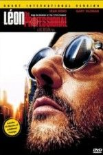 Leon The Professional: Professional assassin Leon reluctantly takes care of 12-year-old Mathilda, a neighbor whose parents are killed, and teaches her his trade.