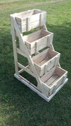 Plans of Woodworking Diy Projects - Wood Pallet Planter Box Wood Pallet Planter Ideas Wooden Pallet Potting Bench Plans What Exactly Does This Pallet Wood Creation Look Like Well The Whole Creation Is Get A Lifetime Of Project Ideas & Inspiration!