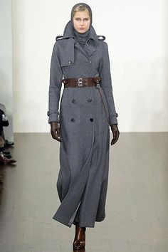 Ralph Lauren | Fall 2005 Ready-to-Wear Collection