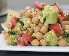 California Chick Pea Salad