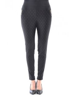 Dámske čierne nohavice obľúbeného a pohodlného strihu. Nohavice sú ušité z ľahkého a príjemného materiálu. S JUSTPLAY budeš vždy IN.