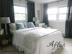 Real Inspired: 3 Tips for Perfect Designer Curtains