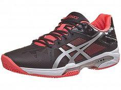 Asics Gel Solution Speed 3 Clay Black Pk Women s Shoes 571cbd78ce8