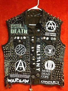 WARDROBE: Vest