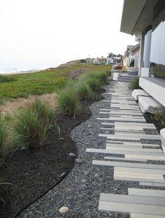 Path - Modern Beach Vision contemporary landscape