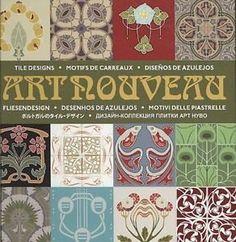 tile designs art nouveau book - Recherche Google