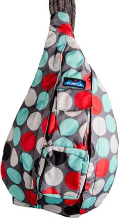 KAVU Rope Sling in Cool Dot from PlanetShoes.com