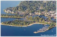 Sandpoint, Idaho (beaches & even a mini Statue of Liberty?) -adding this to my Idaho bucket list