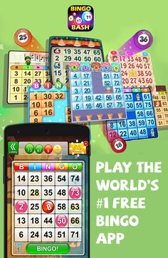 Join over 6 million players from across the globe! Download now and play your favorite free bingo app