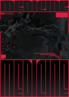 """krstnklkv: """"medicine 17 poster for a party """""""