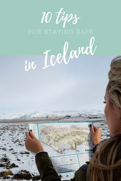 10 tips for staying safe in iceland