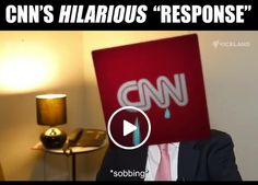 """CNN Responded to Donald Trump's Cyber Bullying through a Powerful VIDEO, Watch and share this maximum for the whole world. Let us expose this fake president. """"It is a sad day when the President of the"""