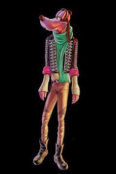 "Goofy in Balmain for Barneys' 2012 Christmas Campaign, ""Electric Holiday"". #Disney"