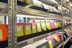 estanterías metálicas para tiendas en Tenerife