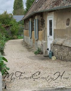 authentic french country style - Sharon Santoni