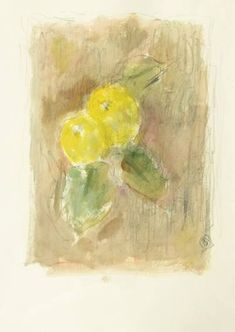 """Saatchi Art is pleased to offer the painting, """"Green Aplles,"""" by Dumitru Bostan Junior. Original Painting: Oil on Paper. Size is 0 H x 0 W x 0 in. Be Still, Still Life, Original Paintings, Original Art, Impressionism Art, Buy Art, Paper Art, Saatchi Art, The Originals"""
