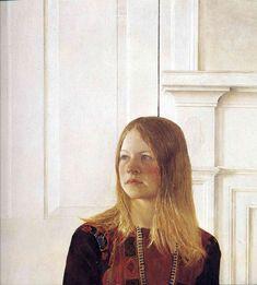 """Andrew Wyeth """"Siri"""", 1979"""