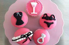 Cupcakes für den Junggesellinnenabschied