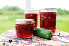 You'll decide very quickly that this Strawberry Jalapeño Jam is the best jam you have ever tasted. Get the recipe from Cosmopolitan Cornbread Strawberry Pepper Jelly Recipe, Jalapeno Jelly Recipes, Frozen Strawberry Recipes, Pepper Jelly Recipes, Jam Recipes, Canning Recipes, Drink Recipes, Keto Recipes, Sugar Free Juice