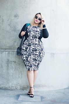 GabiFresh - Dress-ASOS/Bag-ASOS/Shoes-Michael Kors/Sunglasses-ChiliBeans/Watch-DonnaKaran