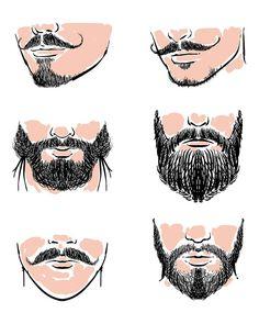 Hipster Mustache, Hipster Man, Beard No Mustache, Moustache, Beard Styles For Men, Hair And Beard Styles, Hair Styles, Mustache Drawing, Conditioner For Men