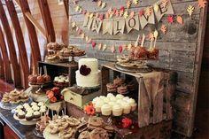 ¡Haz que todo el mundo recuerde tu mesa dulce o candy bar con ideas como estas! Triunfará. ;)