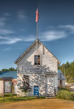 East Blue Hill, Maine Post Office