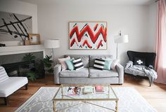 """A """"Did-it-Themselves"""" Townhome in Oregon — House Tour Greatest Hits"""