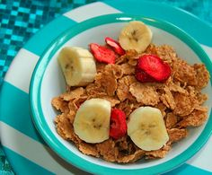 Special K with Bananas!!