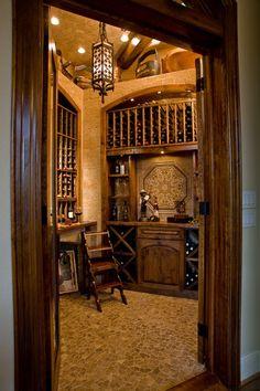 A room that feels almost Da Vincian. :)