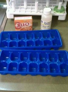Make jell-o shots with your kid's medicine to make it easier to take.