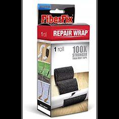 FiberFix 857101004013Reparatur Wrap–Schwarz