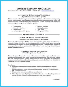 nice delivering your credentials effectively on auto mechanic resume. Resume Example. Resume CV Cover Letter