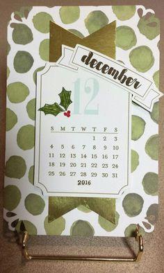 December 2015 Paper Pumpkin kit