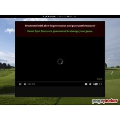 Sweet Spot Shots Video Lessons - Hottest New Golf Instruction Product!  #BikeRiding #EatHealthyQuotes #Exercise #GetOutAndRun #Health #HealthyMeals #HealthyRecipes #LiveLonger #LoseWeight #LoseWeightInAWeek #WeightLoss http://ift.tt/2uETEuD