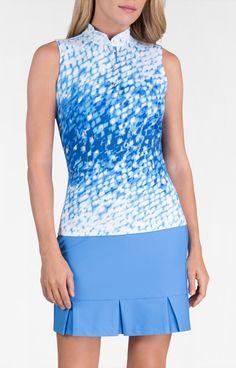 Joyce Top - Modern Oasis for Golf - Women's Golf Apparel - Tail Activewear