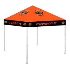 Oklahoma State Cowboys NCAA Ultimate Tailgate Canopy Replacement Top Only
