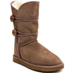 Amelia - Taupe  Ukala Boots