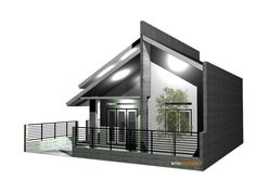 Rumah Mungil di Lahan 10 x 10 – Eramuslim Home Decor, Interior Design, Home Interiors, Decoration Home, Interior Decorating, Home Improvement