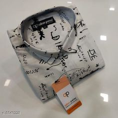 Checkout this latest Shirts Product Name: * Attractive Cotton Printed Men's Shirts* Fabric: Cotton Pattern: Printed Multipack: 1 Sizes: XXL Easy Returns Available In Case Of Any Issue   Catalog Rating: ★4.1 (2422)  Catalog Name: Sia Attractive Cotton Printed Men's Shirts Vol 10 CatalogID_463889 C70-SC1206 Code: 873-3349228-6411