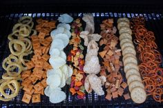 The Ultimate Traeger Snack-Off! How To Smoke Your Favorite Snack Food. If you're watching the #worldcup then you need some awesome snack food! Why not smoke it on your grill to give it some extra flavor?